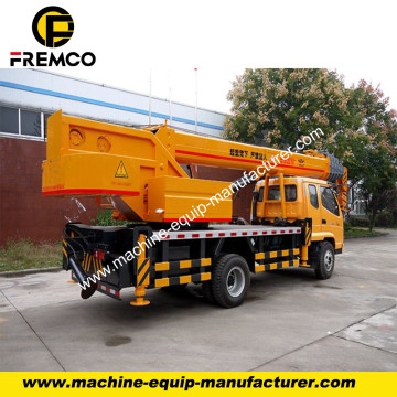 Famous Brand Chassis Truck Crane in Sale