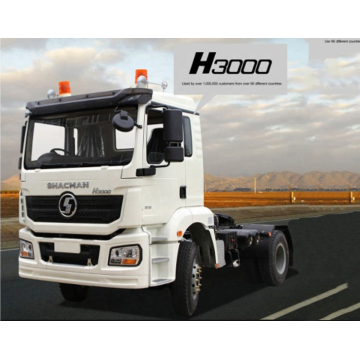 380hp 400hp 420hp tractor towing truck head trailer SHACMAN F2000 F3000 H3000 X3000 4x2 6x4 truck 40 60 100 ton to Africa Market