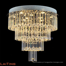 China atacado simples ouro moderno pingente de design industrial luz 92043