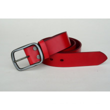 wholesale unisex classical genuine leather belt