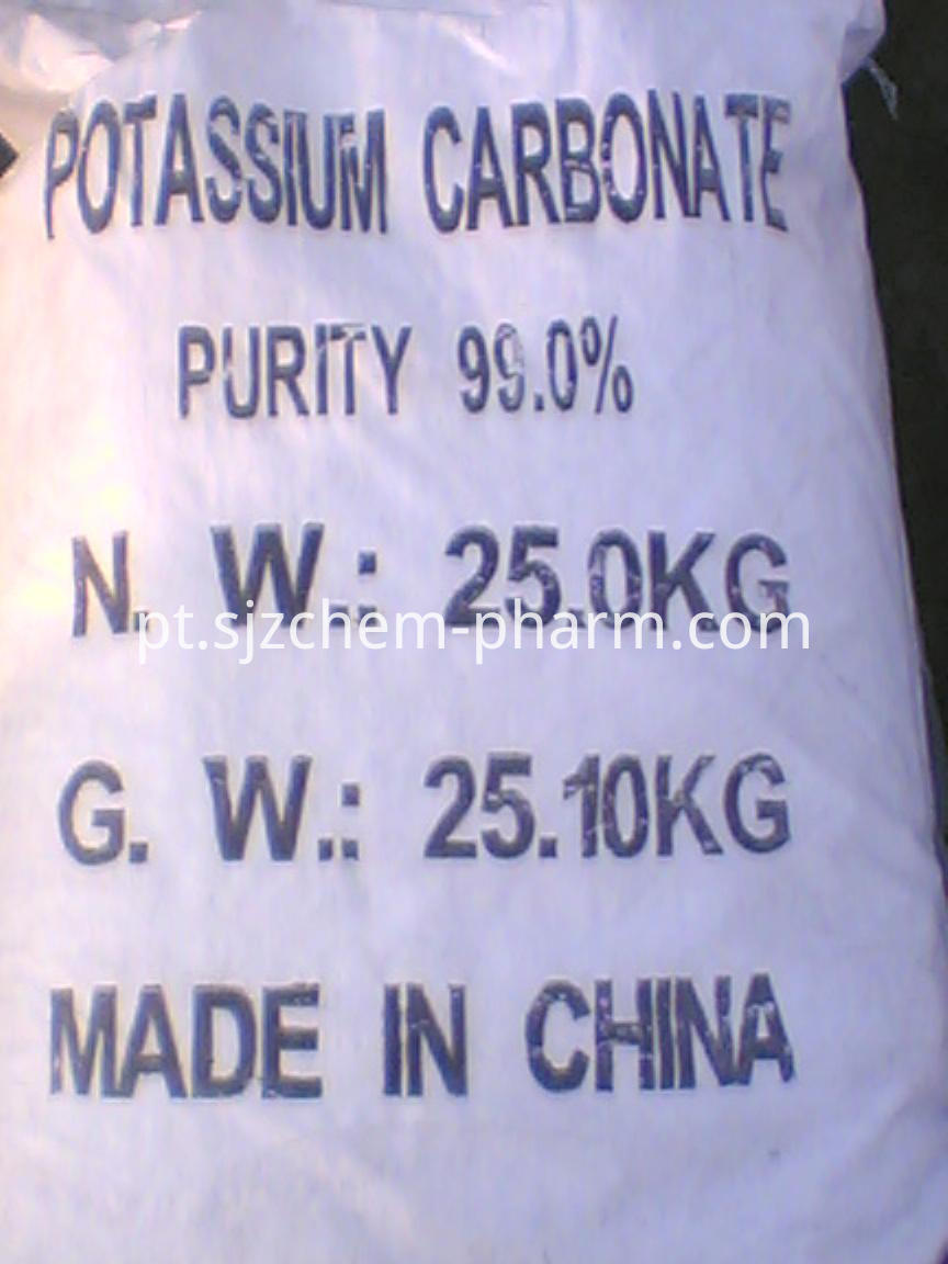 Potassium Carbonate Compound Fertilizer