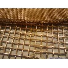 Kupfer Crimped Wire Mesh