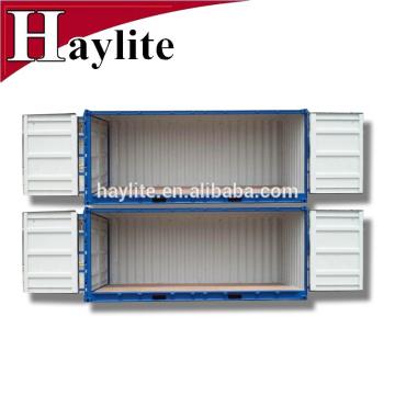 контейнер дом дом контейнера открытую дверь