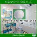 Désinfection des ménages désinfectant chimique au dioxyde de chlore