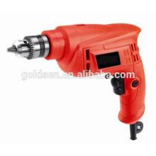 GOLDENTOOL 10mm 400w Power Mini Hand Hohle Bohrung Schlagbohrmaschine Bohrmaschine Tragbare kleine elektrische Bohrmaschine GW8255