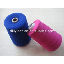 100% высокое качество шерсть кашемир пряжи для вязать и соткать