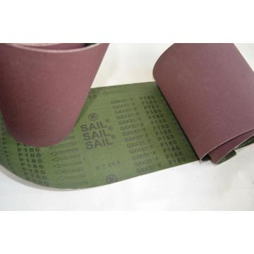 Waterproof Calcined Alumina Abrasive Cloth Belt Gxk51-F