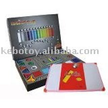 Magnetic stick toys with books KB-560A gift for baby