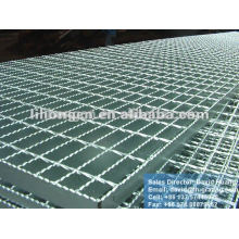 pavement serrated steel grating