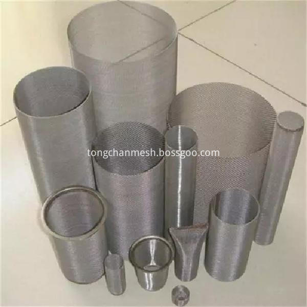 Stainless Steel Wire Mesh Fitler Net