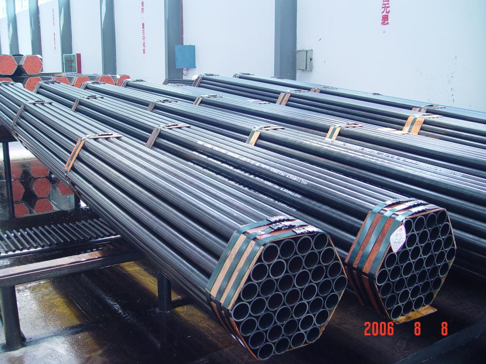 ASTM A214 Electric-Resistance-Welded Carbon Steel Heat-Exchanger and Condenser Tubes