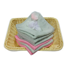 Microfiber Cleaning Towel Warp Knitted Cloths