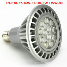 LED-Scheinwerfer PAR38 E27 E26 Dimmable 16W UL TÜV GS CER ROHS Bescheinigung 3 Jahre Garantie