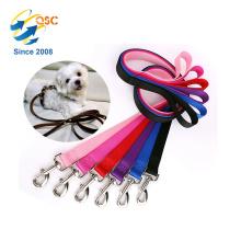 Angepasste Logo 6 Farben Classic Nylon Haustier Hundehalsband