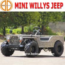 Боде доставленных заверил новый джип Willys 50cc для продажи