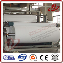 Polyester spunbond nonwoven dust filter fabric