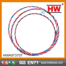 67CM Colorful Sport Set Atacado Hula Hoop