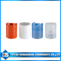 Bouchon supérieur de disque d'extrémité de joint de tube en plastique pour des bouteilles