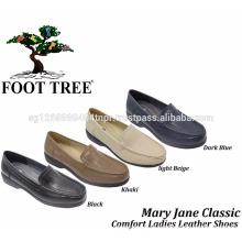 Foottree Comfort Couro Enfermagem 07211A