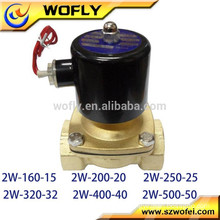 Normally Closed valve solenoid solenoid valve for water gas oil
