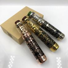 Best quality and factory for China Starter Kit Vape,Starter Kit,Electronic Cigarette Manufacturer and Supplier New design RTA mechanical mod vape kit supply to Portugal Factory