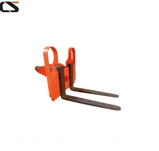 Hydraulic Fork Hand Lift Stacker