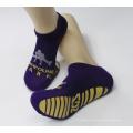 Gute Qualität Benutzerdefinierte Logo Yago Anti-Rutsch-Socken