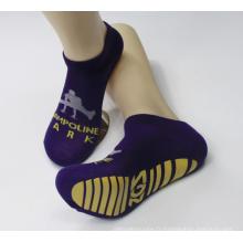 De Bonne Qualité chaussettes anti-dérapantes de logo personnalisé Yago