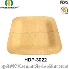 Eco-Содружественный Устранимый Бамбук квадратные плиты (ПДН-3022)