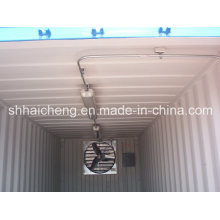 New 20ft Open Side Container