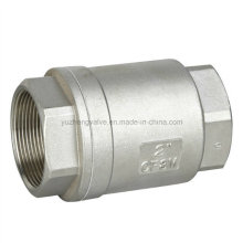 Stainless Steel Female Thread Vertical Check Valve