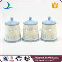Ceramic kitchen Canisters For Home Use