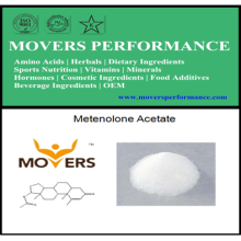 Strong Steroid: Methenolone Acetate