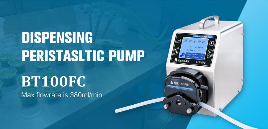 Programmable Peristaltic Pump