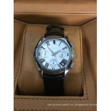 Reloj de acero inoxidable de calidad