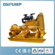 TPOW double suction self-priming pump