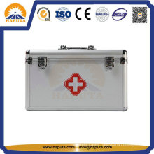 Waterproof First Aid Cases Aluminium Emergency Medical Case