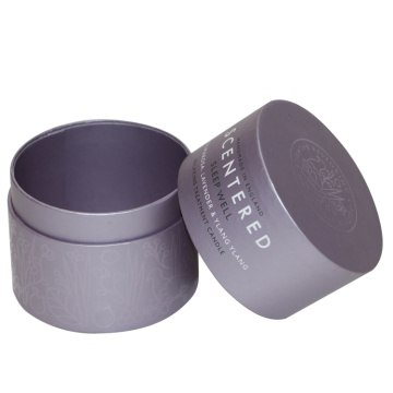 Custom Cylinder Small Tub För Candy Packaging