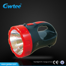 made in china portable Long range rechargeable led search lamp
