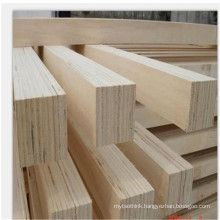 25mm LVL plywood for construction formwork