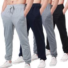 Men Jogger Sports Training Sweat Pants Golf Trousers