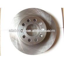 Sistema de freio de peças automáticas disco / rotor de freio de carro alemão