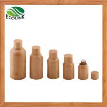 30 Ml / 50 Ml Bamboo Shell Glass Essential Oil Bottle