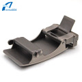 Genuine Leather Man Belt Slide Inside Automatic Belt