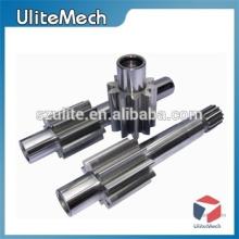 Acero inoxidable SS303 304 316 Servicio de piezas de torneado CNC