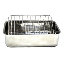 Stainless Steel Square Pan Bakeware