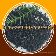Black Fused Alumina / Black Aluminium Oxide with low Al2O3 content