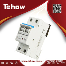 2015 High Quality New Type MCB C16 16A CE Mark Miniature Circuit Breaker MCB 2P On Sale