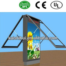 High Quality Scrolling Light Box for Advertising Sign