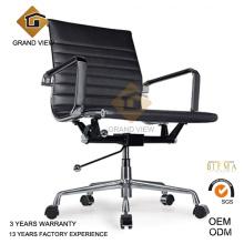 Cuir chaise de bureau pivotante Boss (GV-EA117-2)